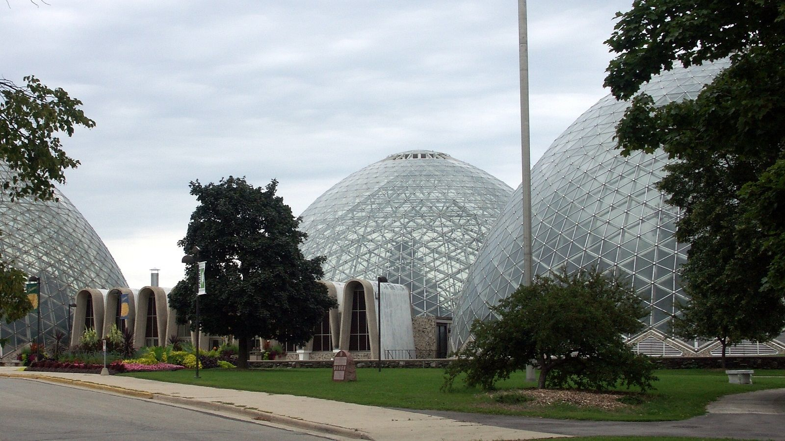 Sheraton Milwaukee Brookfield Hotel - Mitchell Park Domes
